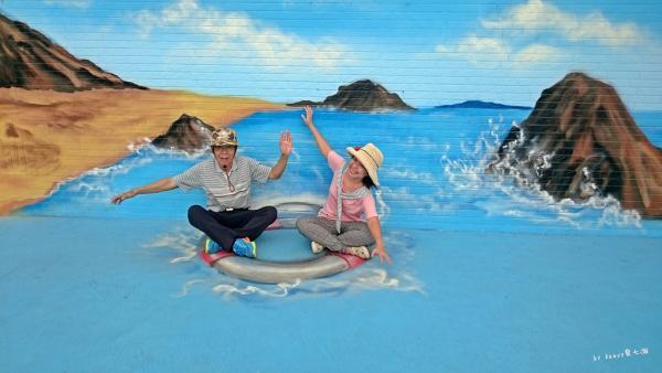 【懶人包】放假就是要返璞歸真,精選南台灣十處彩繪主題景點。 20