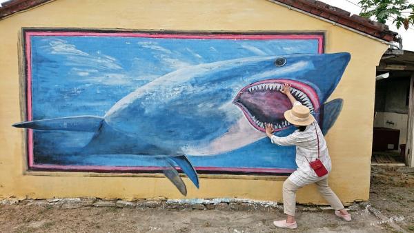 【懶人包】放假就是要返璞歸真,精選南台灣十處彩繪主題景點。 4