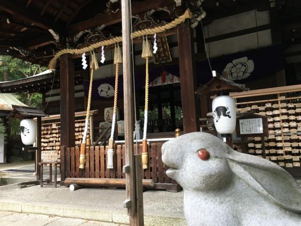想拍拖就和兔神許願! 京都岡崎神社祈福攻略 12