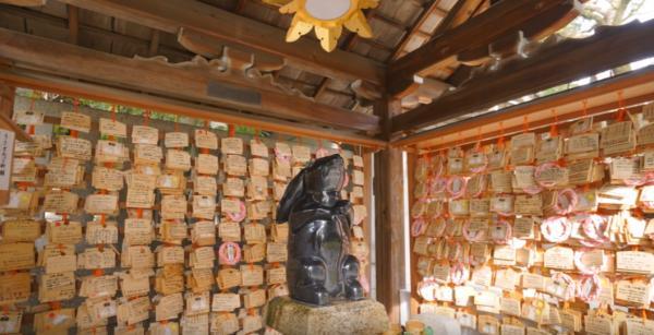 想拍拖就和兔神許願! 京都岡崎神社祈福攻略 13