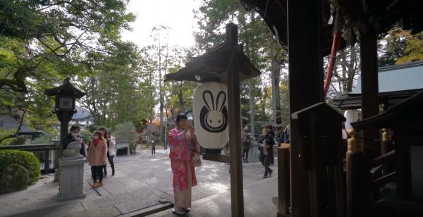 想拍拖就和兔神許願! 京都岡崎神社祈福攻略 2