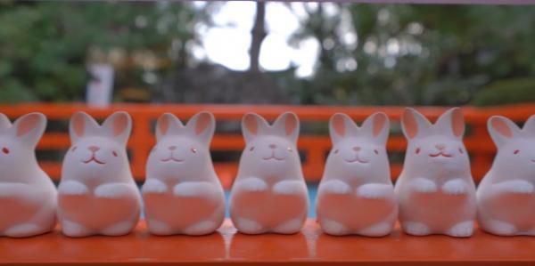 想拍拖就和兔神許願! 京都岡崎神社祈福攻略 3