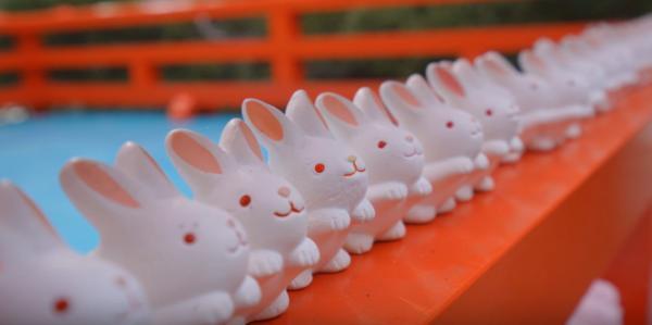 想拍拖就和兔神許願! 京都岡崎神社祈福攻略 4
