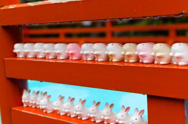想拍拖就和兔神許願! 京都岡崎神社祈福攻略 6