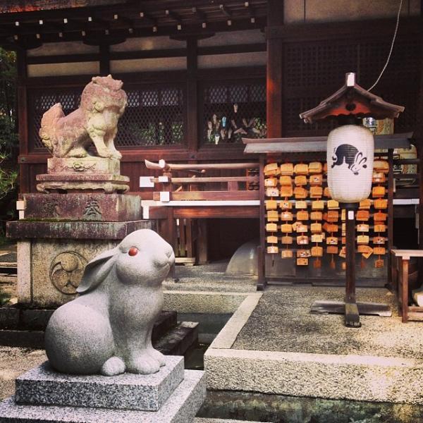 想拍拖就和兔神許願! 京都岡崎神社祈福攻略 11