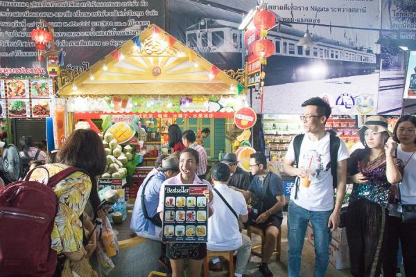 泰國曼谷5日4夜行程精華! 超平海鮮燒烤/創意市集/海景酒店 15