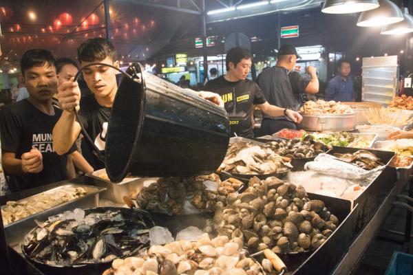 泰國曼谷5日4夜行程精華! 超平海鮮燒烤/創意市集/海景酒店 7