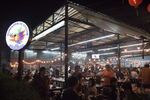 泰國曼谷5日4夜行程精華! 超平海鮮燒烤/創意市集/海景酒店 10
