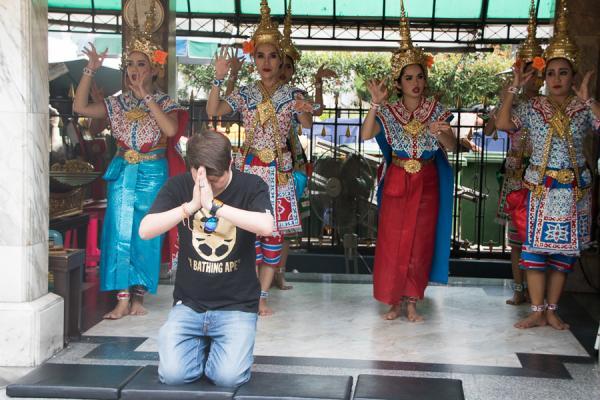 泰國曼谷5日4夜行程精華! 超平海鮮燒烤/創意市集/海景酒店 55
