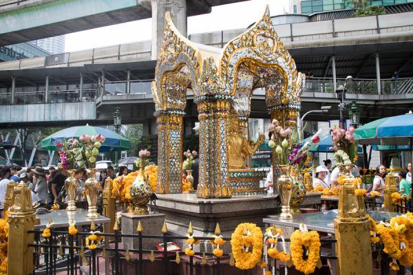 泰國曼谷5日4夜行程精華! 超平海鮮燒烤/創意市集/海景酒店 56