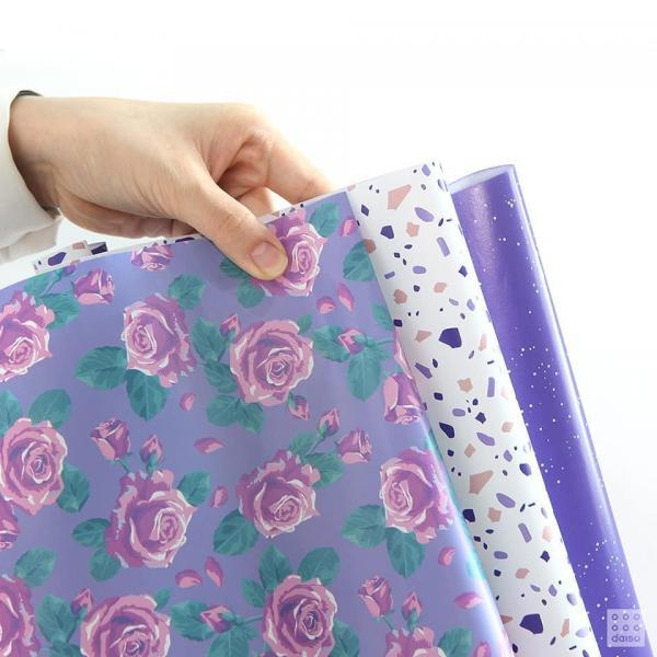 文具/化妝品/連滑鼠都係紫色! 韓國Daiso新推紫色系列 33