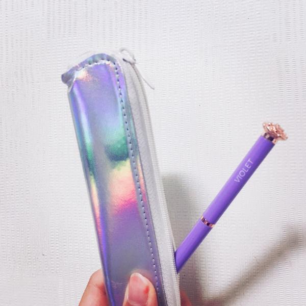 文具/化妝品/連滑鼠都係紫色! 韓國Daiso新推紫色系列 8