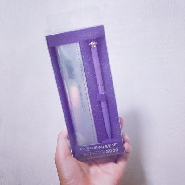 文具/化妝品/連滑鼠都係紫色! 韓國Daiso新推紫色系列 6