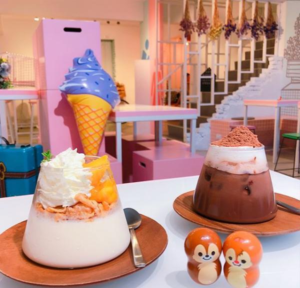 台北3大夢幻cafe推介 粉紅色設計變網美熱捧打卡點 11