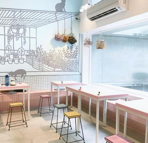 台北3大夢幻cafe推介 粉紅色設計變網美熱捧打卡點 3