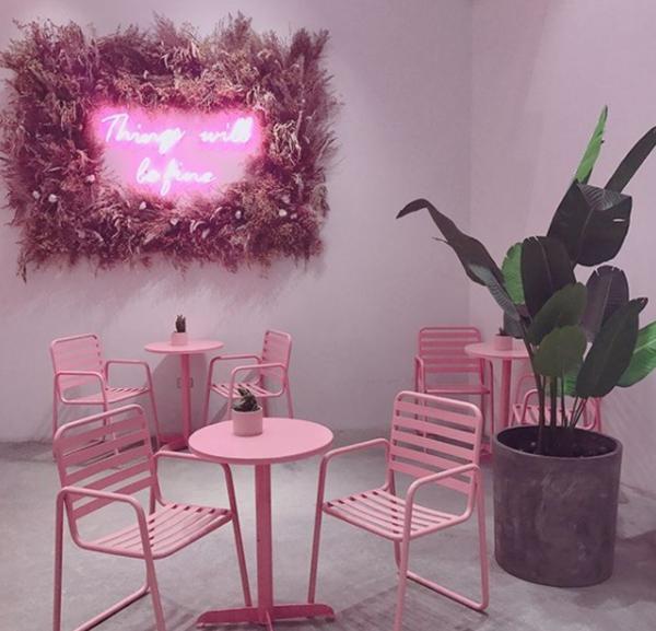 台北3大夢幻cafe推介 粉紅色設計變網美熱捧打卡點 14