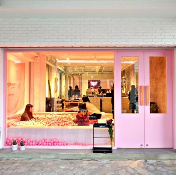 台北3大夢幻cafe推介 粉紅色設計變網美熱捧打卡點 13