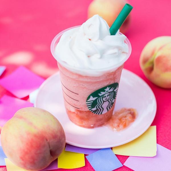 日本夏天要吃桃! 8間必試桃甜品推介 1