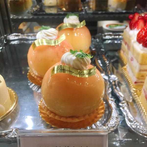 日本夏天要吃桃! 8間必試桃甜品推介 13