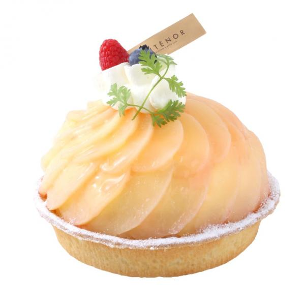 日本夏天要吃桃! 8間必試桃甜品推介 20