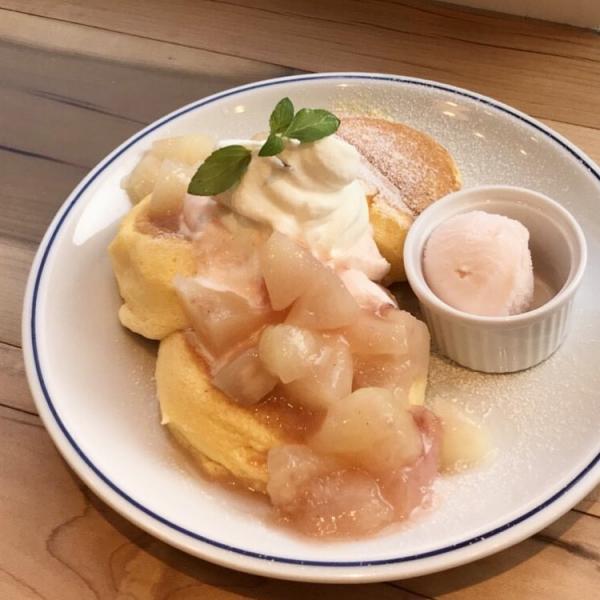 日本夏天要吃桃! 8間必試桃甜品推介 6