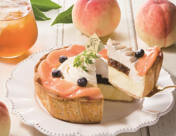 日本夏天要吃桃! 8間必試桃甜品推介 3
