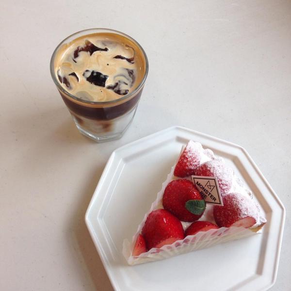 舖滿水果的人氣水果撻! 釜山大熱甜點咖啡店 64