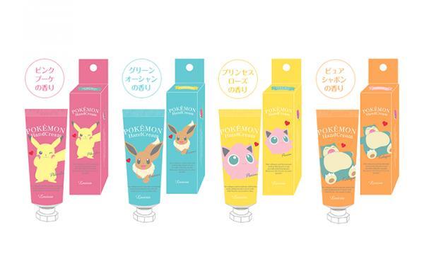 等小精靈滋潤你! 日本Pokemon潤唇膏系列8月登場 12