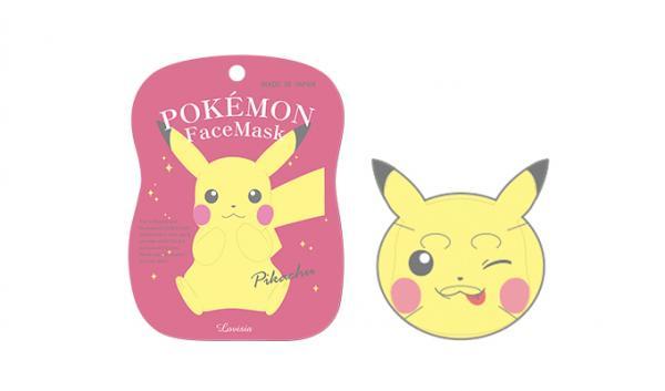 等小精靈滋潤你! 日本Pokemon潤唇膏系列8月登場 1