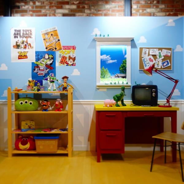 將安仔的房間帶到現實! 首爾反斗奇兵Pop-up Store 1