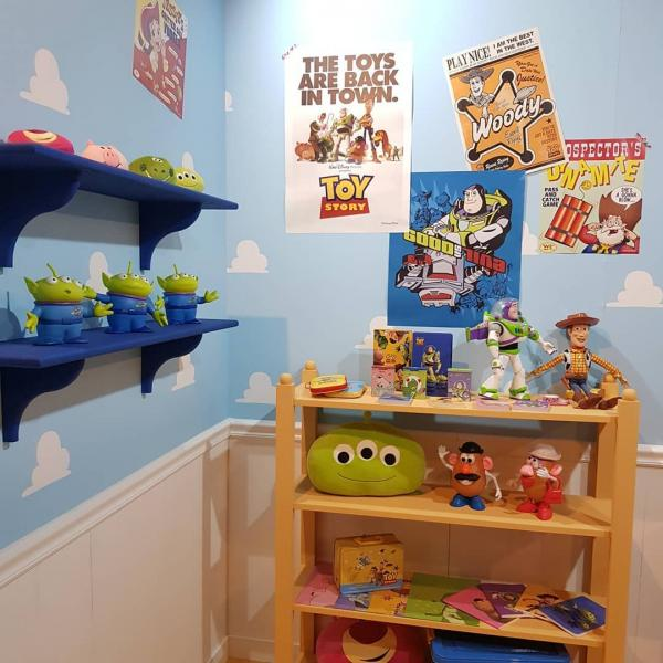 將安仔的房間帶到現實! 首爾反斗奇兵Pop-up Store 2