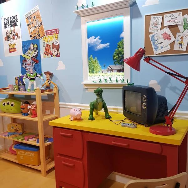 將安仔的房間帶到現實! 首爾反斗奇兵Pop-up Store 3