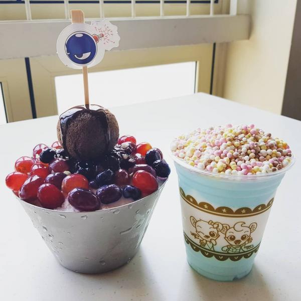 飲得到的粒粒雪糕! 韓國愛寶樂園夏日限定甜品 1