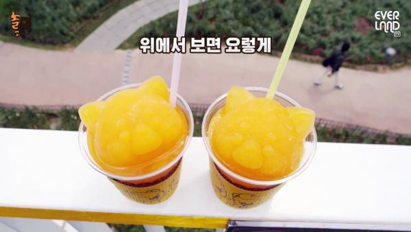 飲得到的粒粒雪糕! 韓國愛寶樂園夏日限定甜品 9
