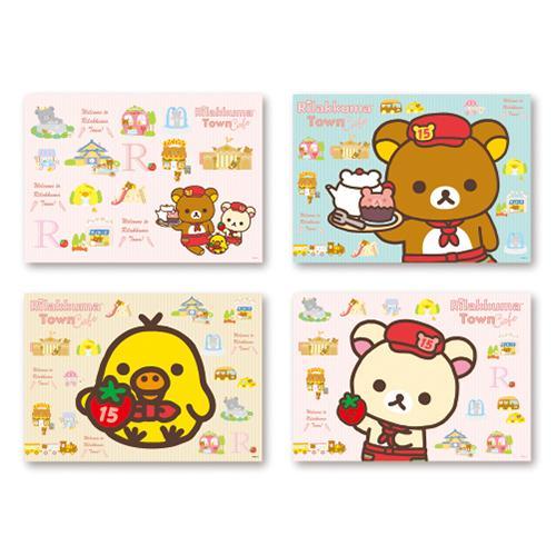 大阪鬆弛熊Cafe 全新限定菜式+商品登場 10