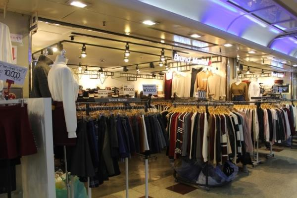 首爾7大購物點哪個最好行? 高速巴士/蠶室/江南/富平 10