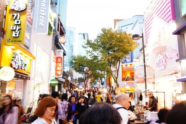 首爾7大購物點哪個最好行? 高速巴士/蠶室/江南/富平 3