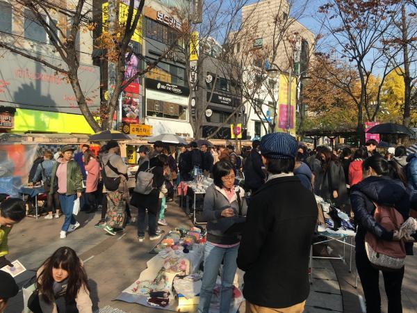 首爾7大購物點哪個最好行? 高速巴士/蠶室/江南/富平 4