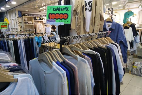 首爾7大購物點哪個最好行? 高速巴士/蠶室/江南/富平 8