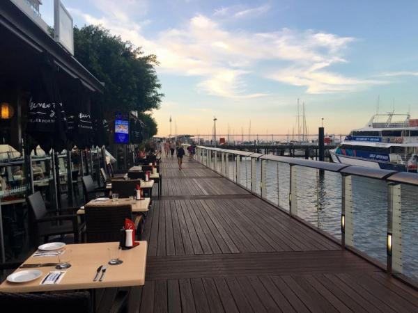 圖:FB@Dundees Restaurant On The Waterfront