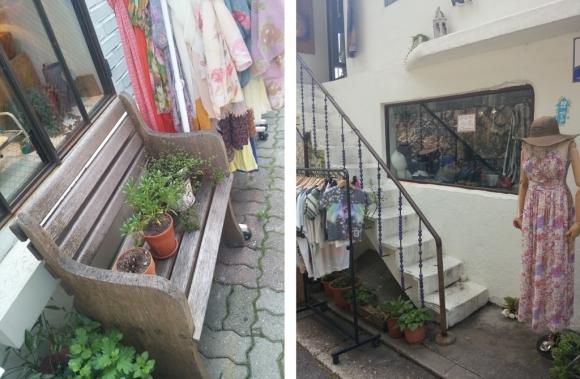 首爾 三清洞 北村韓屋 時裝店