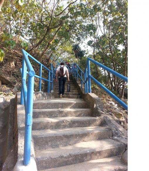 香港 南區 香港仔 華富 秘境 美景 瀑布灣 攝影 海景