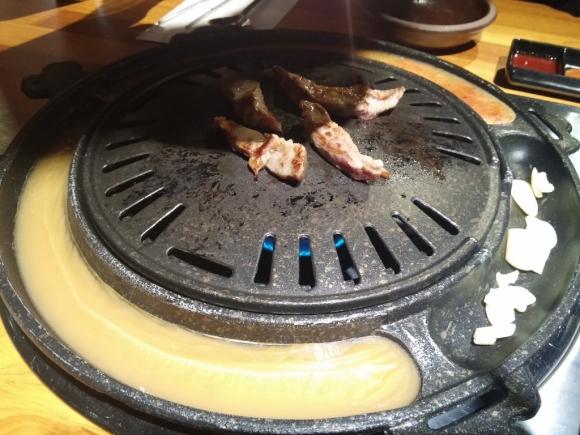 香港 銅鑼灣 韓國 首爾 烤肉 喜來稀肉 護心肉 稀肉