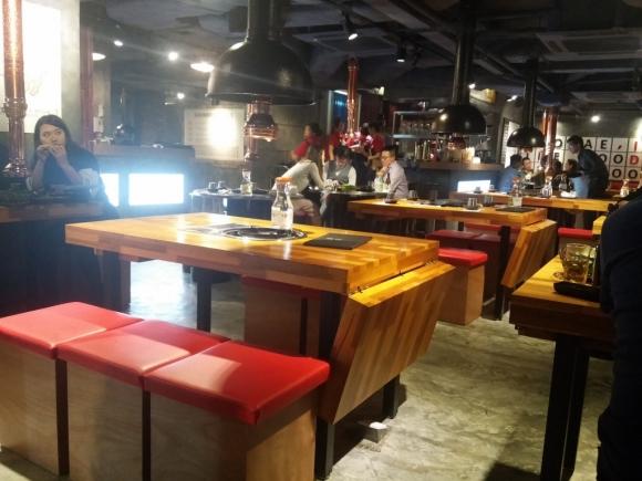 香港 銅鑼灣 韓國 首爾 烤肉 喜來稀肉