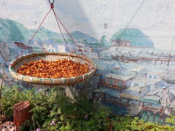 香港 大澳 原始棚屋 特色小店 地道土產 水鄉 漁村
