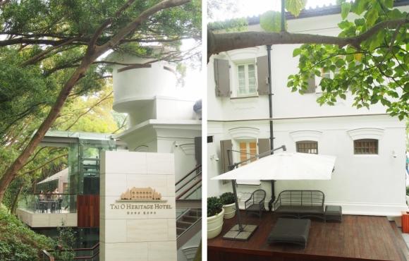 香港 大澳 原始棚屋 特色小店 地道土產 水鄉 漁村 石仔埗街 大澳文物酒店