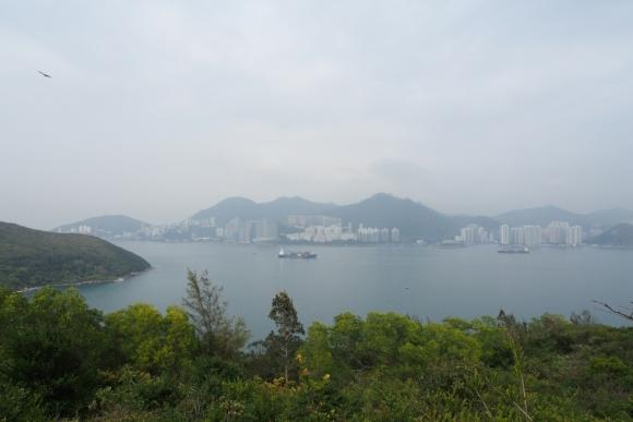 香港 南丫島 榕樹灣 索罟灣 日落 風采發電站