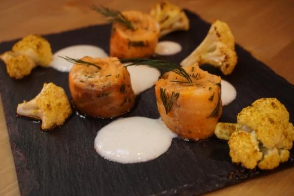 大坑 英倫 西班牙 健康 餐廳 營養師 貓頭鷹 Nocte 三文魚 肉丸