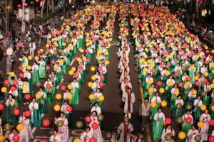 5日首爾春櫻、燃燈慶典之旅