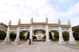 藝遊台北 感受歷史文化風